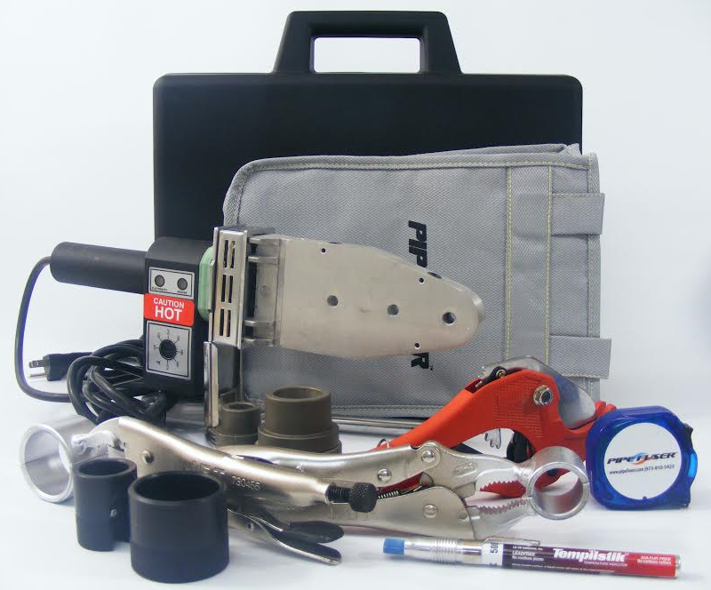 Residential Socket Fusion Tool Kit TK-210