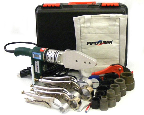 Commercial Socket Fusion Tool Kit (Digital) TK-315